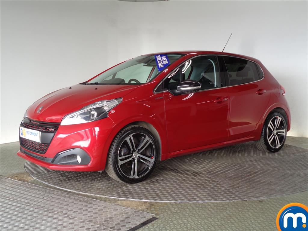 used peugeot 208 gt line cars for sale second hand nearly new peugeot 208 gt line. Black Bedroom Furniture Sets. Home Design Ideas
