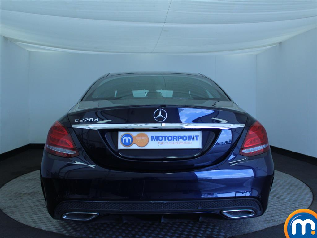 Mercedes-Benz C Class Diesel Saloon C220d Amg Line 4Dr 9G-Tronic