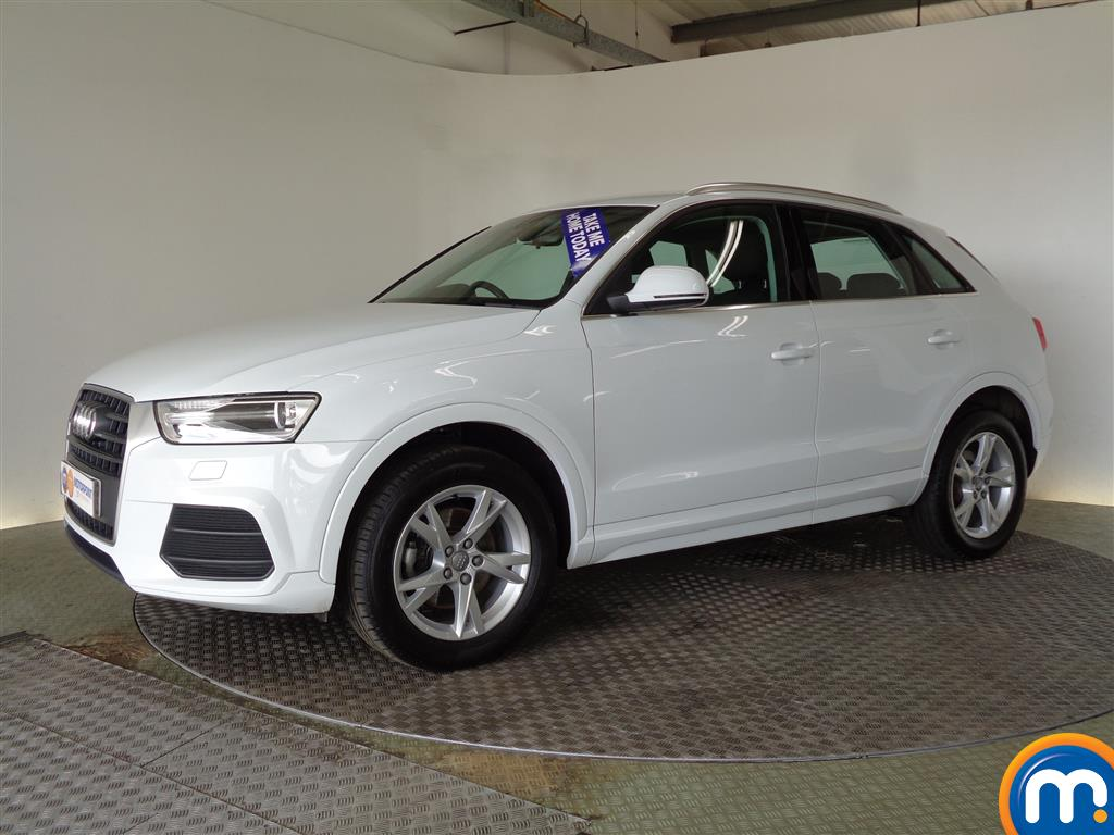 used audi q3 cars for sale second hand nearly new audi. Black Bedroom Furniture Sets. Home Design Ideas