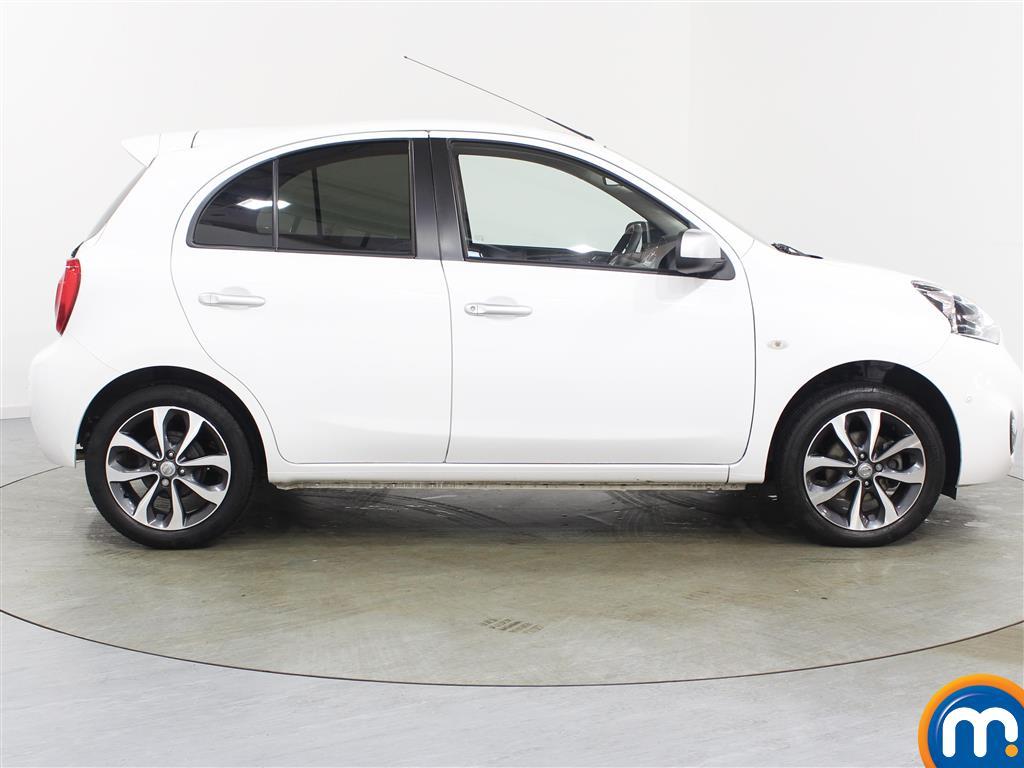 Nissan Micra Hatchback 1.2 N-Tec 5Dr Cvt