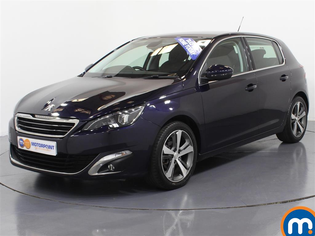 Used or Nearly New Peugeot 308 1.2 PureTech 110 Allure 5dr Blue for