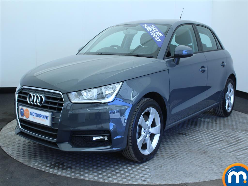 Used or Nearly New Audi A1 1.4 TFSI Sport 5dr Grey for sale in ...