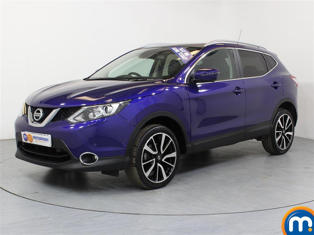 Used or Nearly New Nissan Qashqai Nissan 1.5 dCi Tekna 5dr (926613