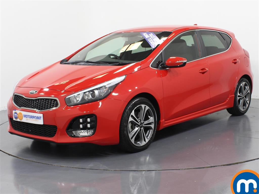 used kia ceed cars for sale second hand nearly new kia. Black Bedroom Furniture Sets. Home Design Ideas