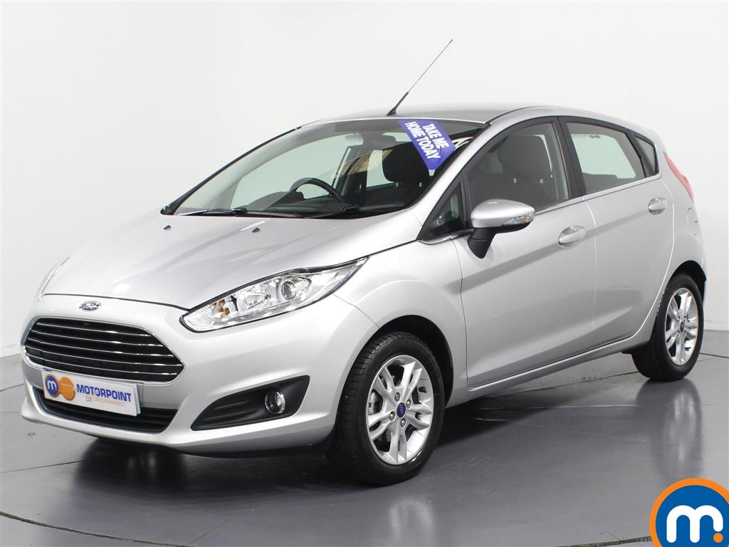 Used Ford Cars For Sale, Second Hand & Nearly New Ford - Motorpoint