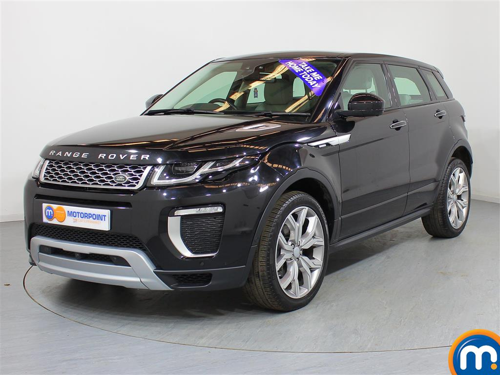 used land rover range rover evoque cars for sale second. Black Bedroom Furniture Sets. Home Design Ideas