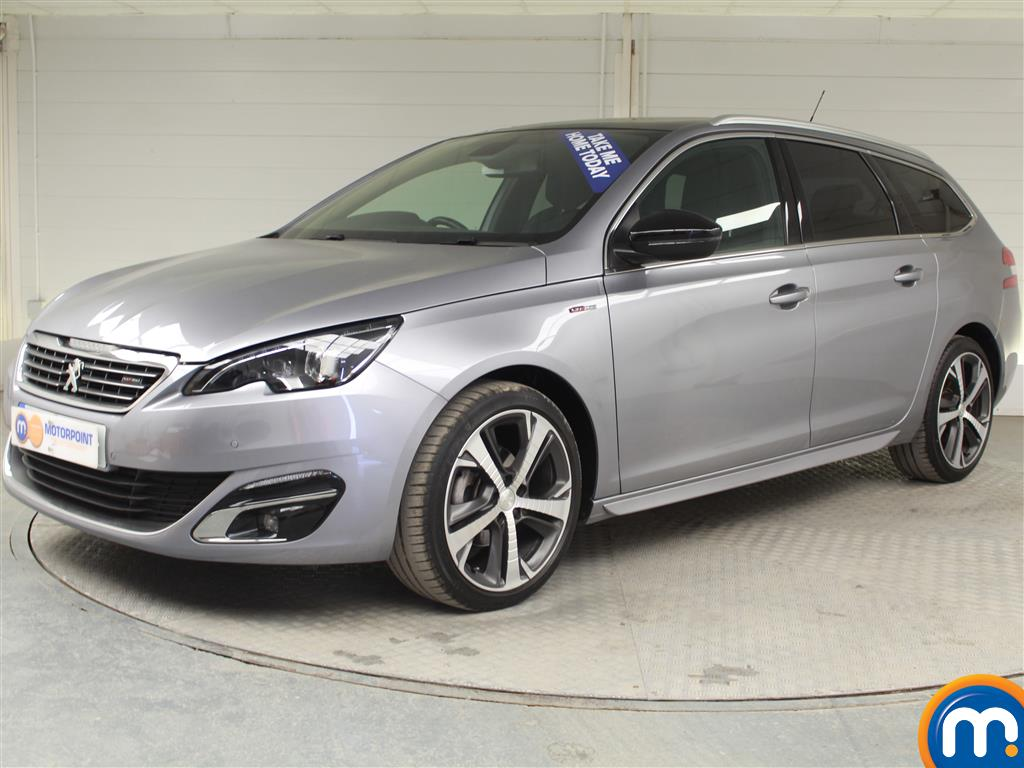Used or Nearly New Peugeot 308 Peugeot 1.2 PureTech 130 GT Line 5dr