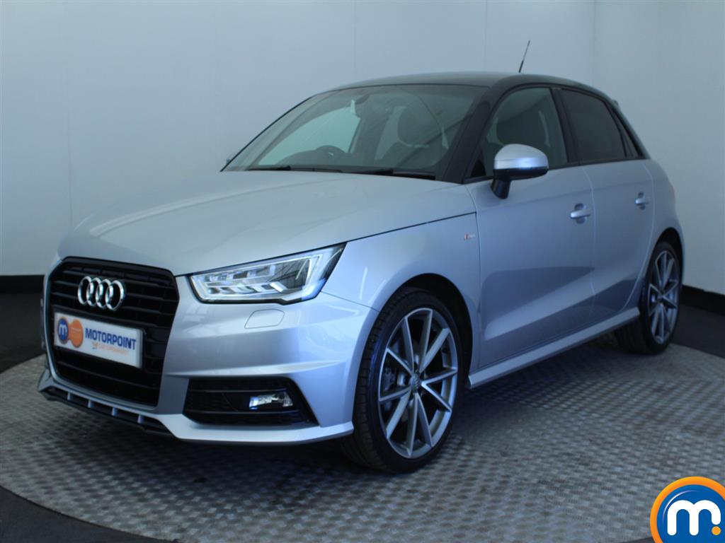 Used or Nearly New Audi A1 Audi 1.6 TDI Black Edition 5dr S Tronic
