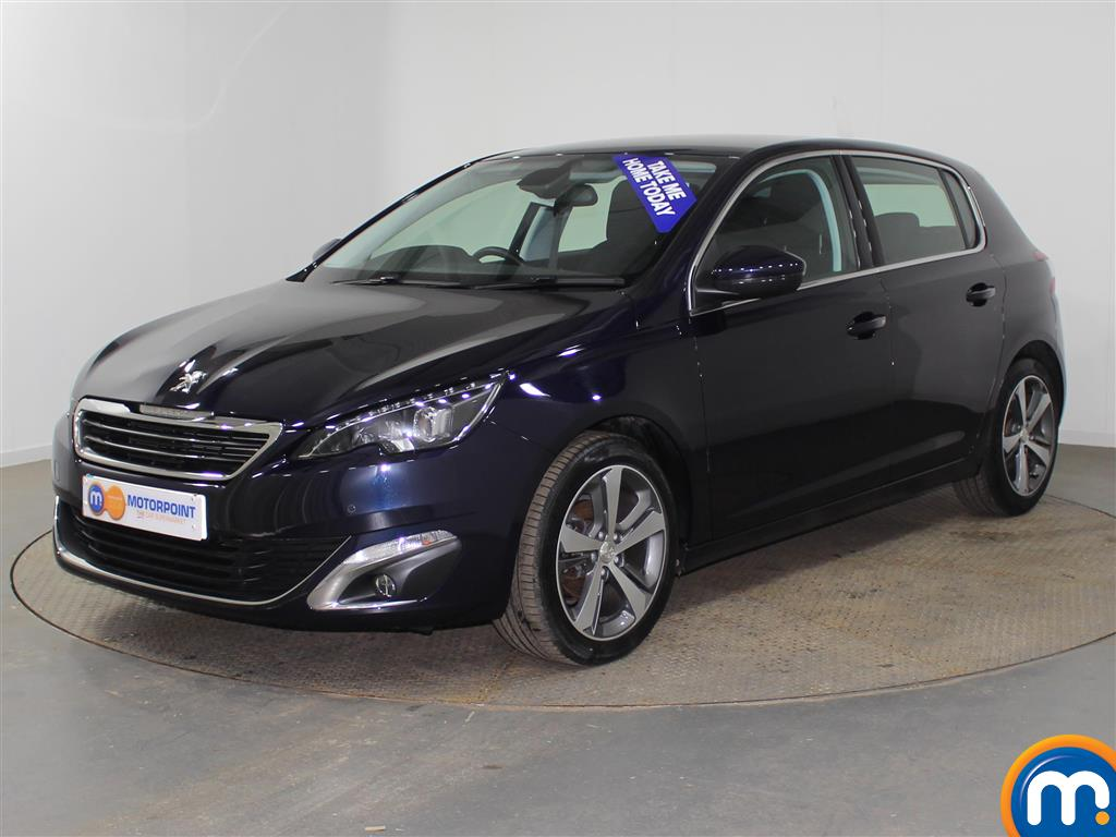 Used or Nearly New Peugeot 308 Peugeot 1.2 PureTech 110 Allure 5dr