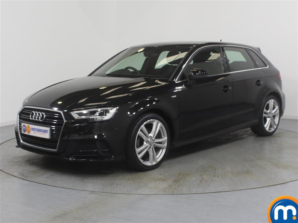 used audi a3 s line cars for sale second hand nearly. Black Bedroom Furniture Sets. Home Design Ideas