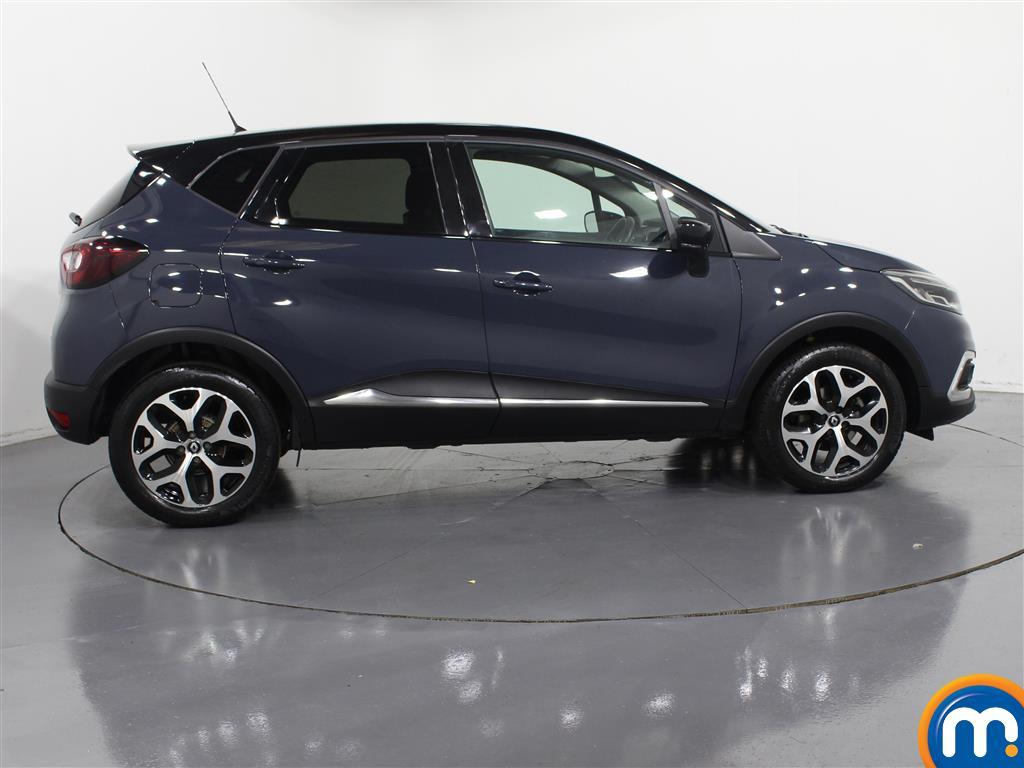 Renault Captur Diesel Hatchback 1.5 Dci 90 Dynamique S Nav 5Dr