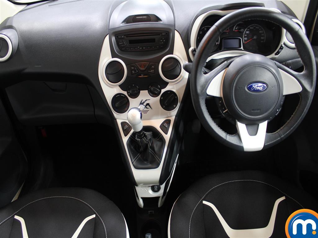 Ford Ka Hatchback   Zetec White Edition Dr