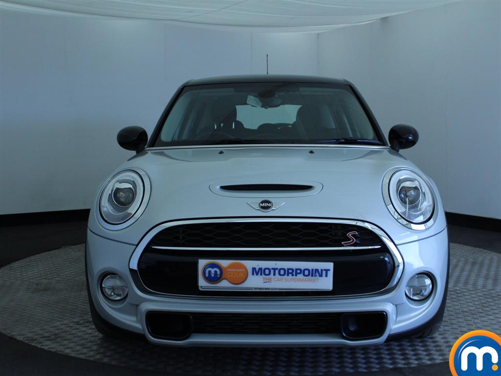 Mini Hatchback Diesel 2.0 Cooper S D 5Dr [Chili-Media Pack Xl]