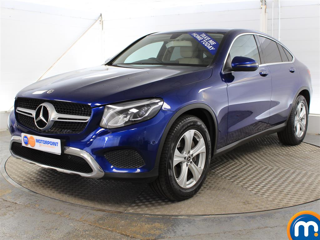 Used Mercedes-Benz Glc Coupe Cars For Sale, Second Hand ...
