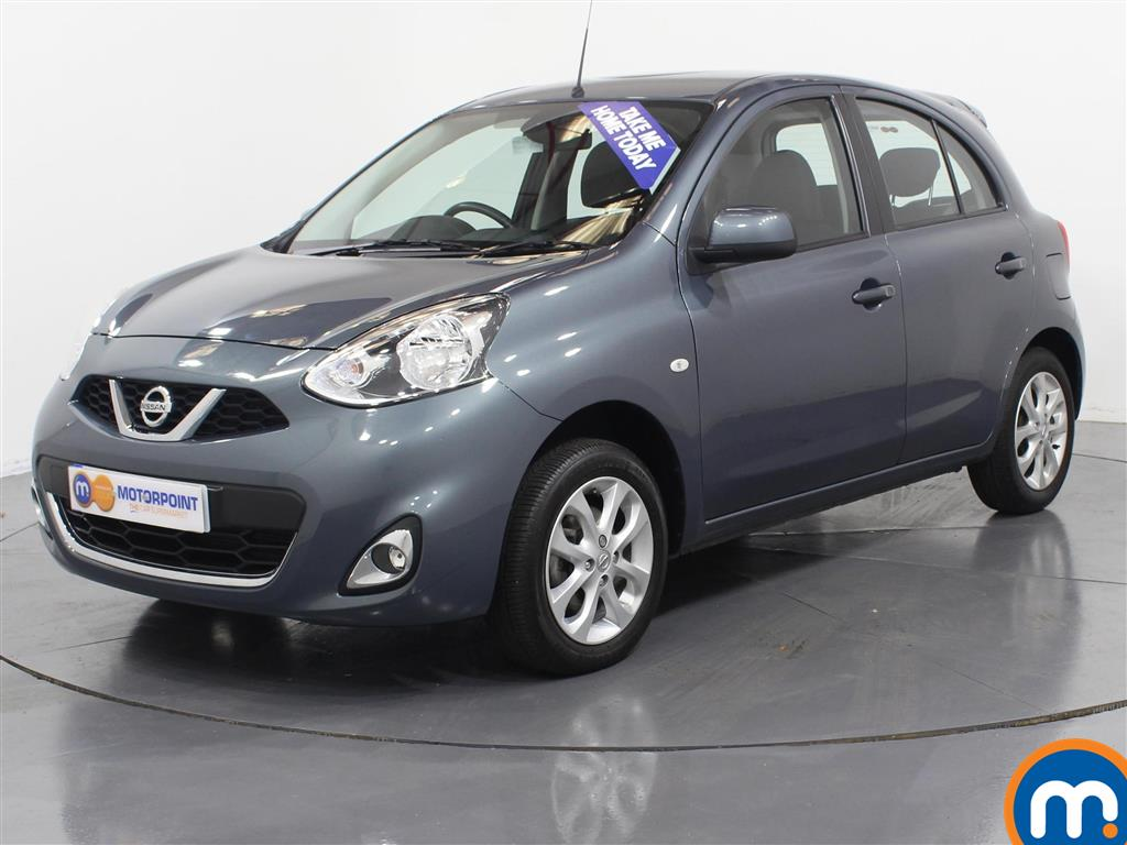 Used Nissan Micra Acenta Cars For Sale, Second Hand & Nearly New ...