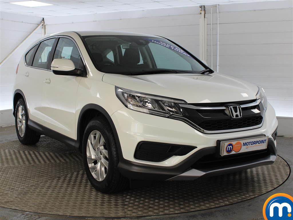 Honda Cr-V Estate 2.0 I-Vtec S 5Dr 2Wd