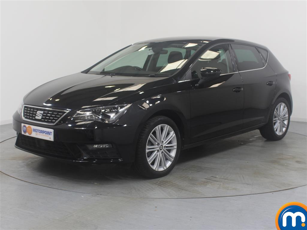 used seat leon xcellence technology manual cars for sale second rh motorpoint co uk seat leon car manual download Seat Leon Interior