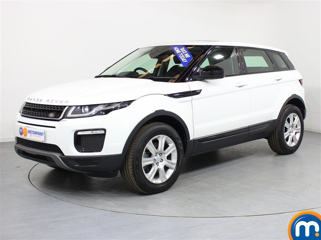 used land rover range rover evoque cars for sale second. Black Bedroom Furniture Sets. Home Design Ideas