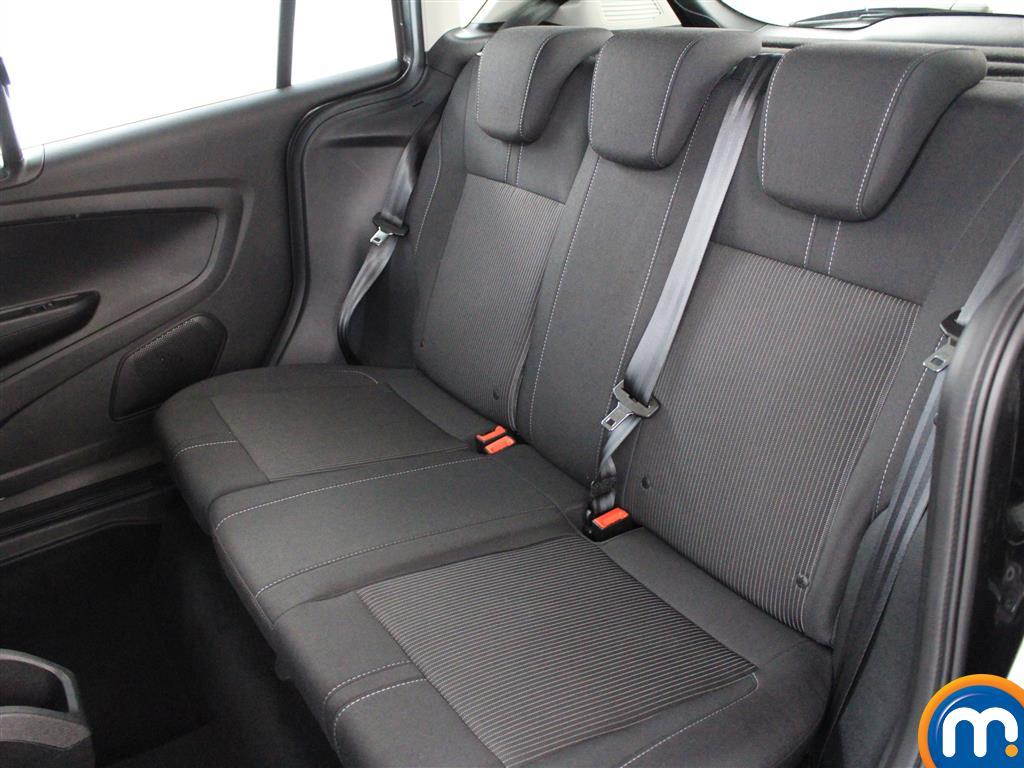 Ford B-Max Diesel Hatchback 1.5 Tdci Zetec 5Dr [Start Stop]