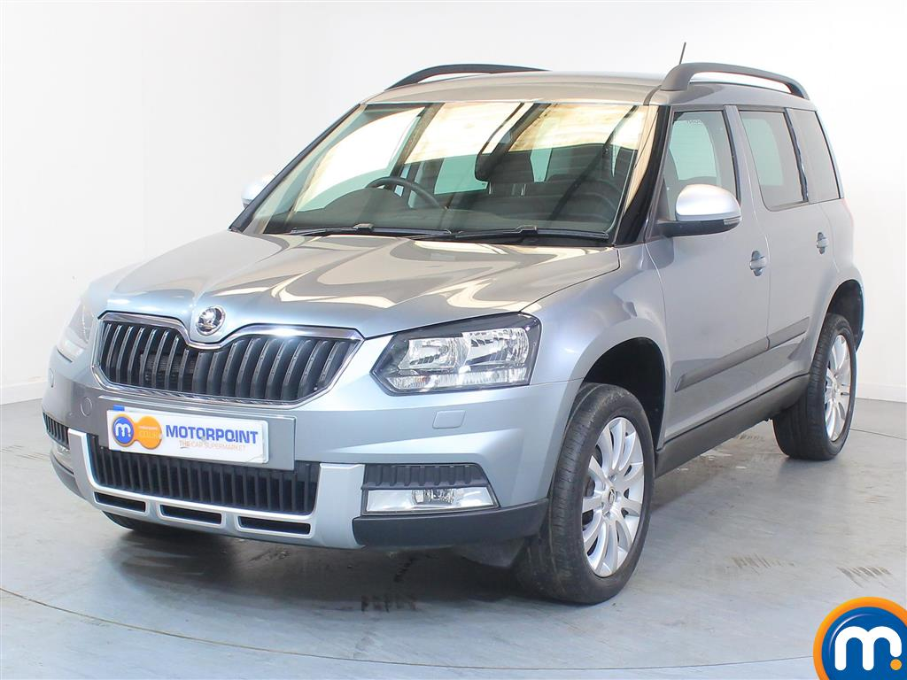 used skoda yeti outdoor cars for sale second hand. Black Bedroom Furniture Sets. Home Design Ideas
