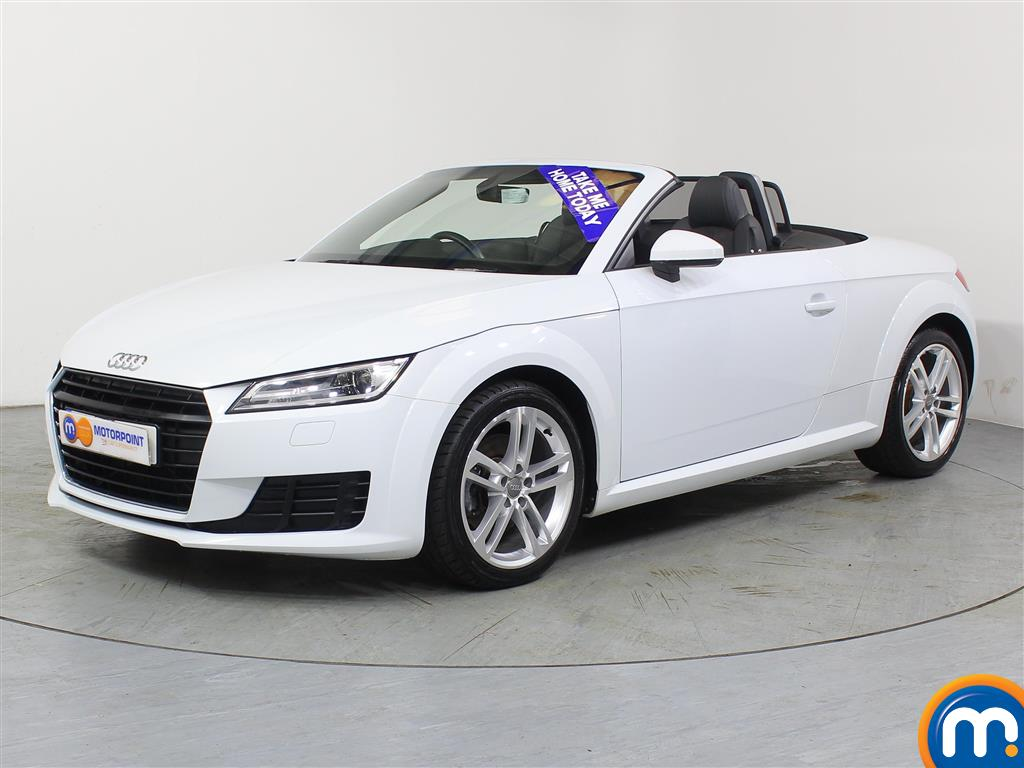 used audi tt cars for sale second hand nearly new audi. Black Bedroom Furniture Sets. Home Design Ideas