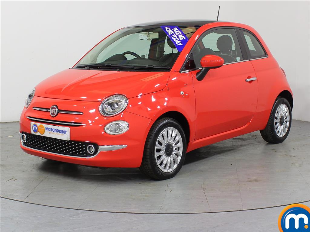Used Fiat Cars For Sale, Second Hand & Nearly New Fiat - Motorpoint ...